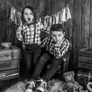 Photographe Enfant - Offre Vintage - Nancy