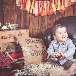 Photographe Enfant - Offre Vintage - Reims