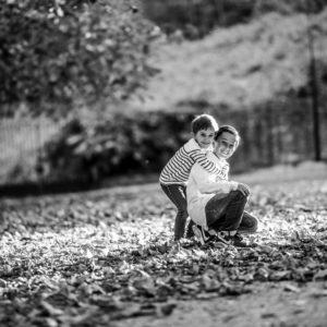 Photographe à Metz Famille Extérieur