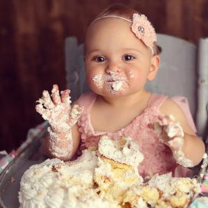 Séance Smash the Cake Lorraine